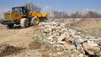 رفع تصرف 9 میلیاردی اراضی ملی در ایلام