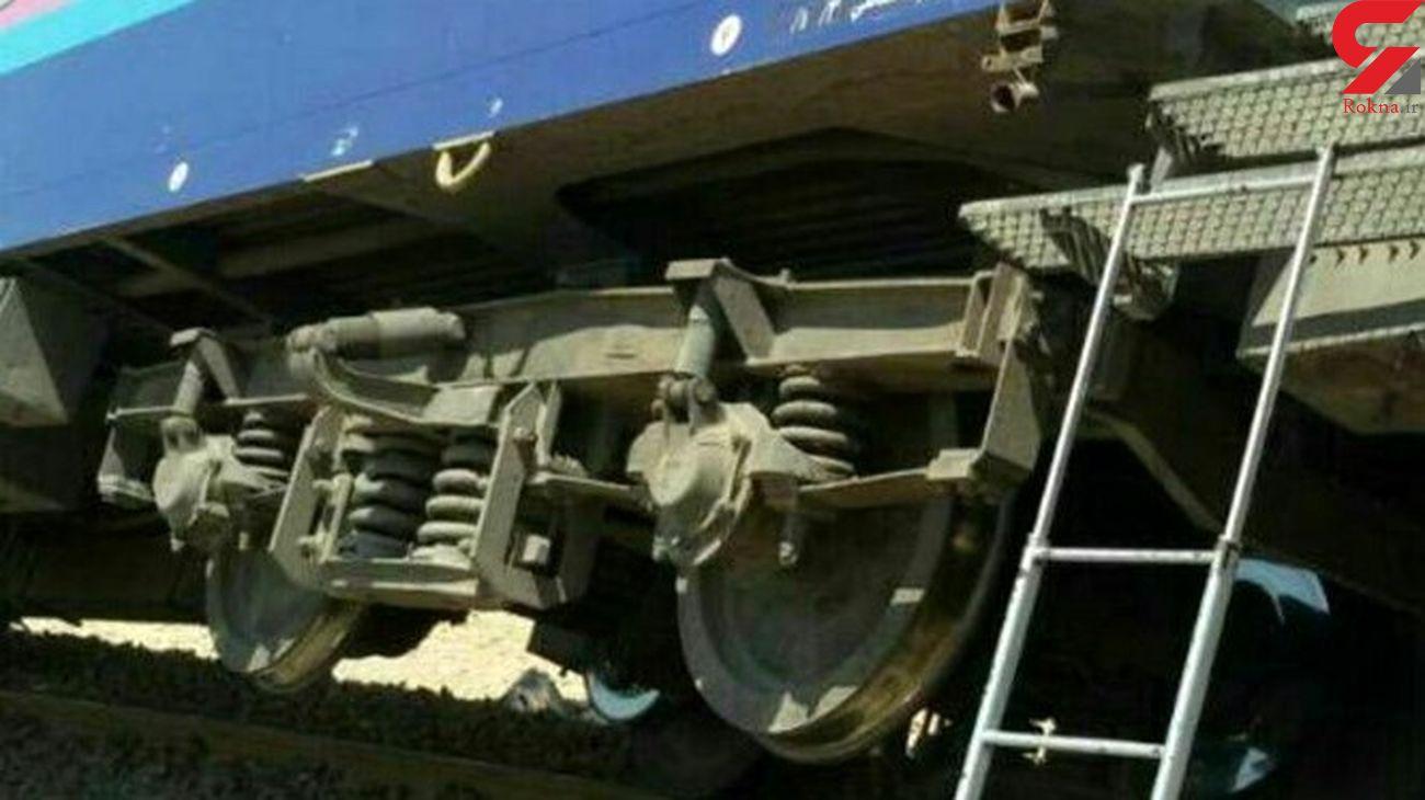 حادثه برای قطار مسافری همدان به مشهد / مسافران وحشت کردند