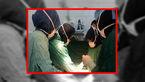 کیست 17 کیلوگرمی در شکم زن 72 ساله قزوینی جا خوش کرده بود+عکس