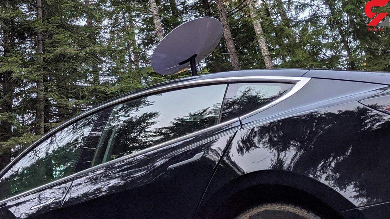 امکان اتصال اینترنت ماهوارهای به وسایل نقلیه