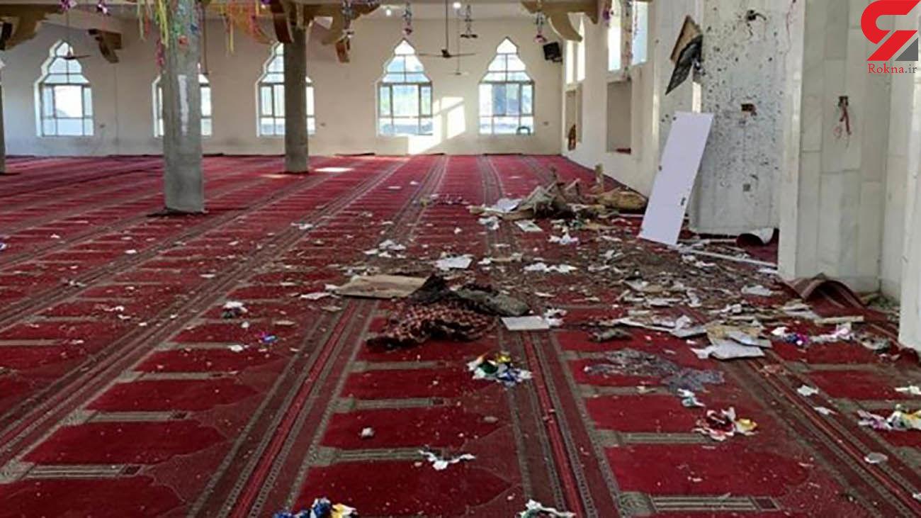 فیلم حمله مسلحانه به مسجد / مسلمانان به خاک و خون کشیده شدند  / افغانستان