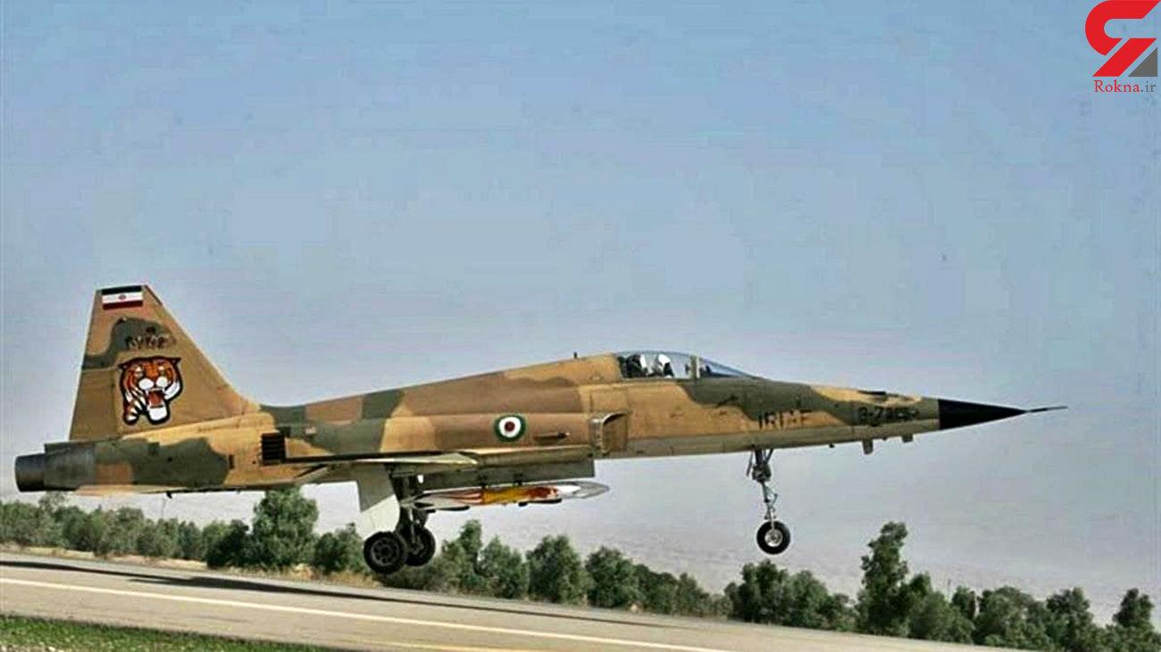 فوری / شهادت 2 خلبان هواپیمای اف 5 در دزفول + اسامی