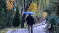 آغاز بارش ها در گیلان/ آبگرفتگی شدید معابر!