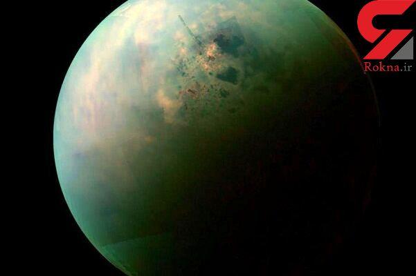 انتشار اولین نقشه جهانی از قمر تایتان زحل