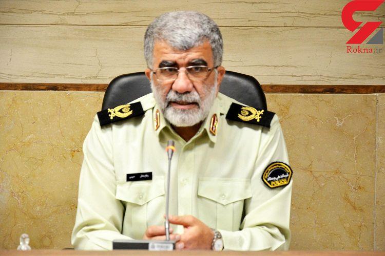بازداشت مردی که فقط سراغ بانک ها می رفت / پلیس شیراز فاش کرد