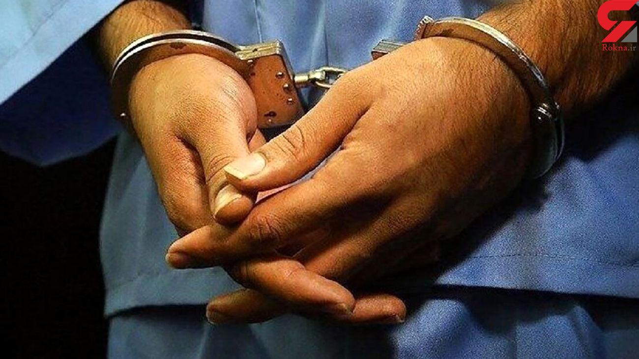 دستگیری سارق کابل برق با بیش از 50 فقره سرقت در تهران