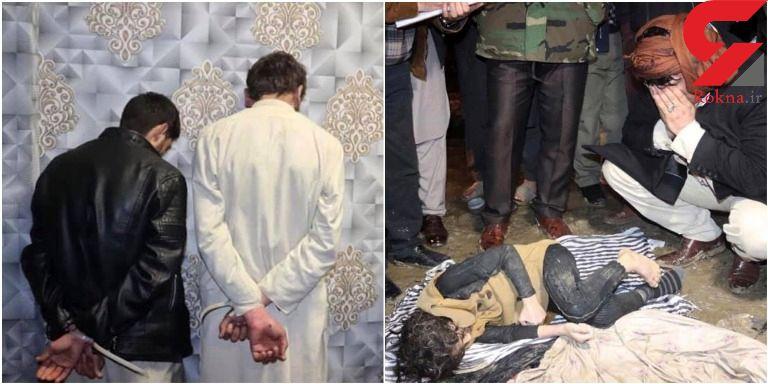 اولین عکس از جسد مهسای 6 ساله / 2 مرد افغان شیطانی اعتراف کردند /  16+