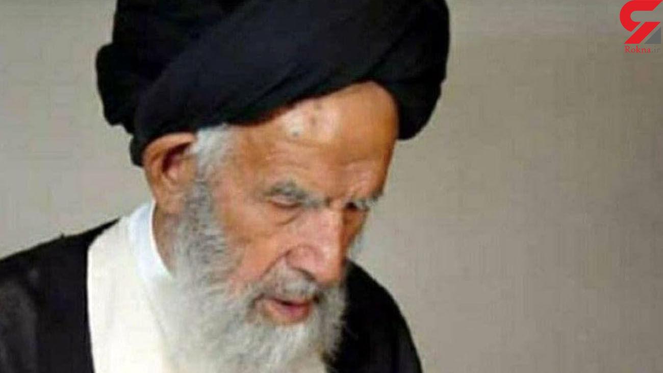 آیت الله سیدرضی علوی پدر وزیر اطلاعات ایران درگذشت + عکس