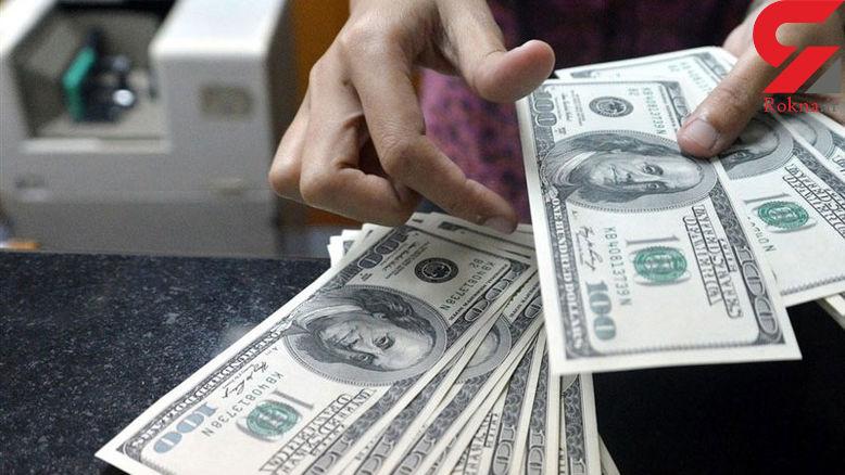 افزایش شدید قیمت دلار در بازار