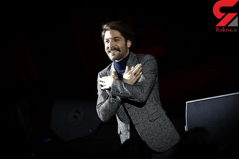خواننده جنجالی بالاخره برای تلویزیون هم خواند