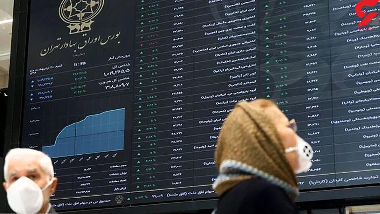 معاملات مشکوک این نمادها در بورس امروز