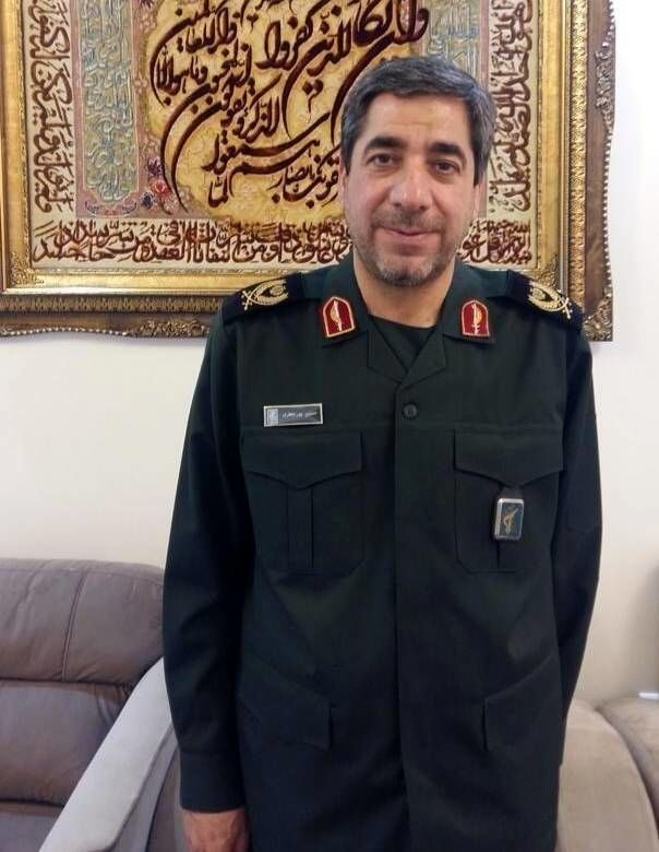 شهدای ایرانی همراه سردار سلیمانی را بشناسید + تصاویر