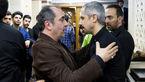 حضور چهره های مهم در مراسم هفتمین روز درگذشت مرحوم عارف لرستانی +گالری عکس و فیلم