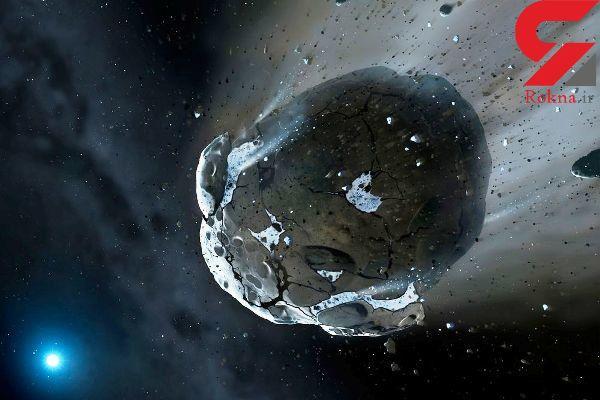 ماهیت عجیب یک سیارک کشف شد