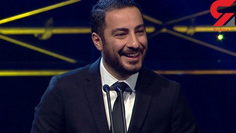 نوید محمدزاده بهترین بازیگر جشنواره تالین شد