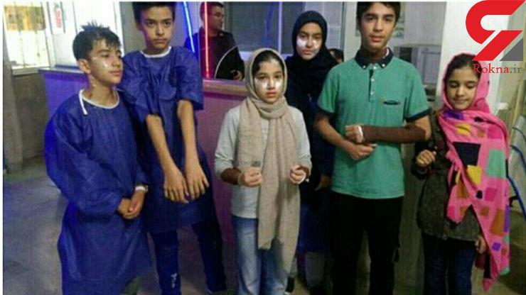 عامل اسیدپاشی به 16 نفر تهرانی در همان صحنه دستگیر شد / انگیزه اختلافات خانوادگی بود
