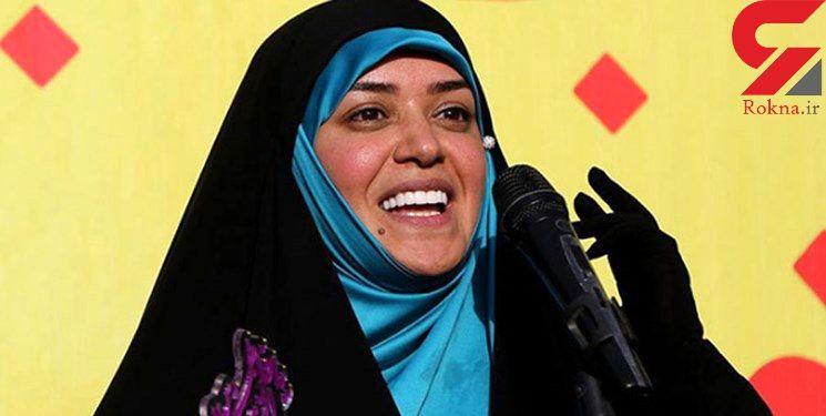 الهام چرخنده: اگر دم از آزادی بیان میزنید چرا با چادر من مشکل دارید؟
