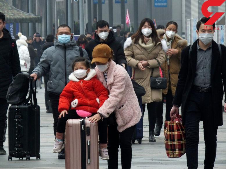 ویروس کرونا بلای جان 1300 نفر از مردم دنیا