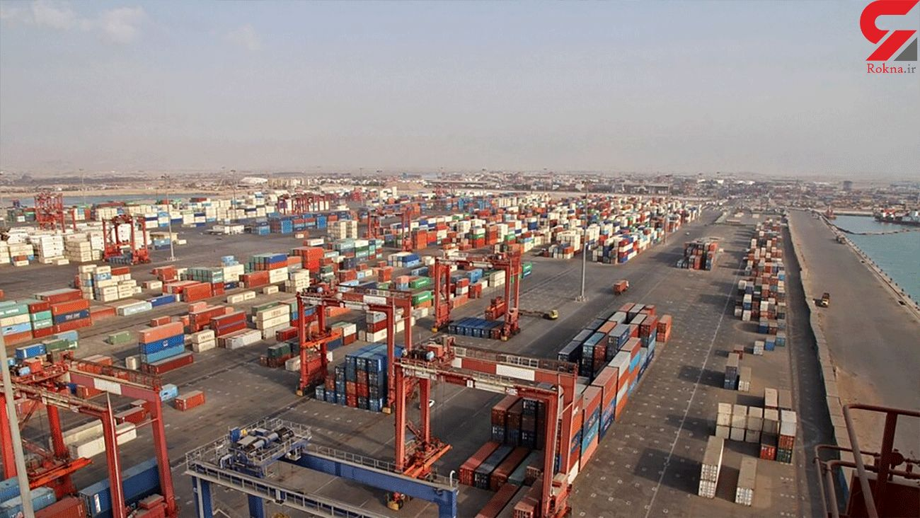 Over 70m tons of goods loaded, unloaded at Iranian ports in 7 months