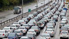 تغییر الگوی ترافیک تهران در فصل تابستان
