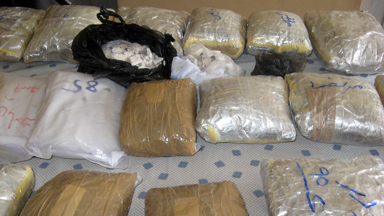 Drug-smuggling gang dismantled in Tabriz