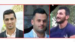 مرگ تلخ 3 قهرمان کشتی در تصادف شدید جاده فومن / شامگاه دوم عید رخ داد + عکس