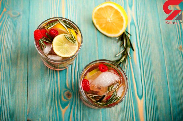 رفع تشنگی روزه داران با یک نوشیدنی گیاهی