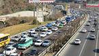 پشت پرده ترافیک صبح امروز اتوبان مدرس چه بود؟