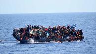 تلاش گارد ساحلی یونان برای «غرق کردن» قایق پناهجویان + فیلم