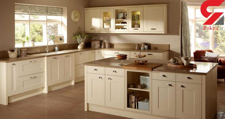 ترفندهای مرتب کردن آشپزخانه در خانه تکانی نوروزی