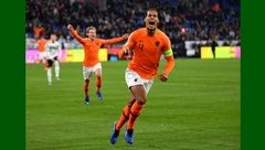 بازگشت رویایی هلند در 5 دقیقه