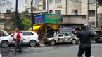 جزییات آتشسوزی در خیابان شریعتی تهران + فیلم و تصاویر