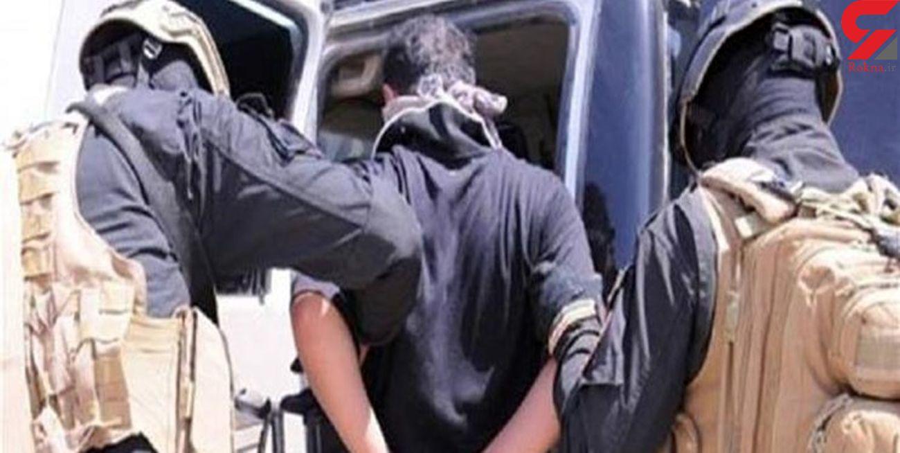 دستگیری 17 تروریست در بغداد