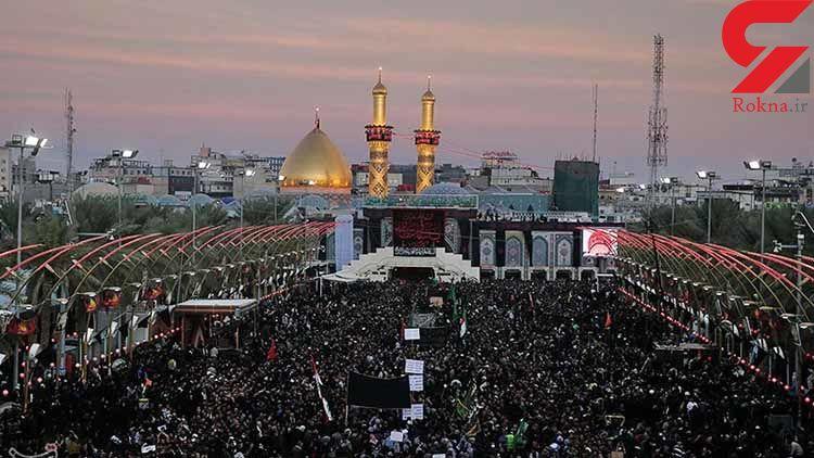 بغداد:حضور نظامیان ایرانی برای امنیت اربعین کذب است