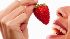 فرمول غذایی برای داشتن دندان های سفید و مرواریدی