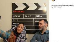 بهنوش بختیاری زندانی شد +عکس