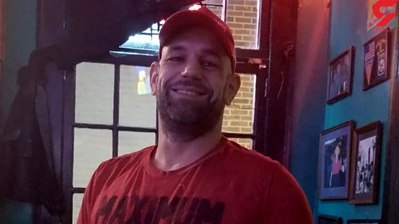 جان باختن ورزشکار MMA بعد از ناک اوت شدن در مسابقه رزمی +عکس