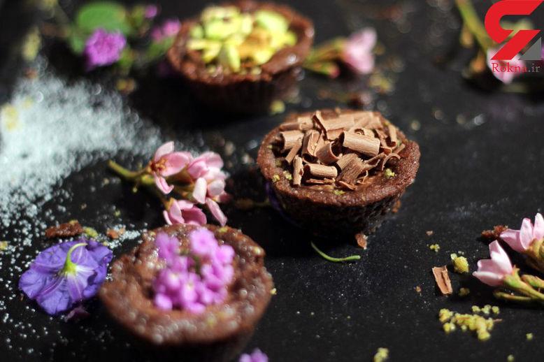 حلوای کاکائویی مناسب برای ماه رمضان+ دستور تهیه