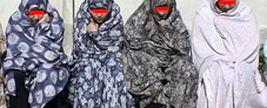 بازداشت 4 زن مخوف کرمانی در امین آباد تهران /  یکی از آنها بچه ای در شکم دارد   +عکس