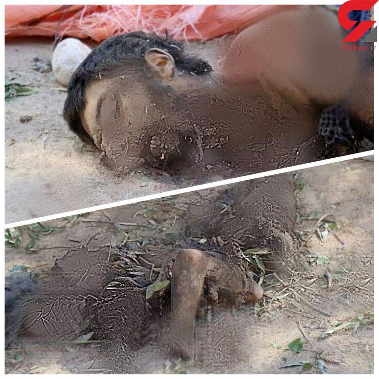 انتشار عکس جسد تیکه پاره ملا ادریس / این مرد منفجر شد + صحنه تکاندهنده