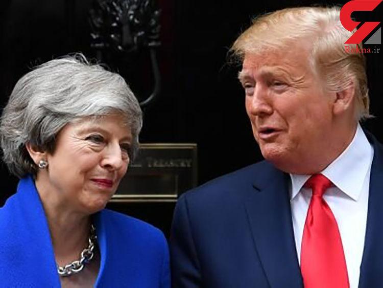 دونالد ترامپ: سفیر انگلیس را دوست ندارم!