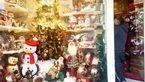 بازار کریسمس تهران  در تسخیر محصولات چینی