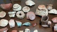 کشف آثار دوره ساسانی در ورامین