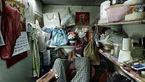 زندگی در خانه های تابوتی+ تصاویر