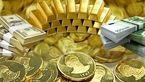 سقوط ۱۰ درصدی قیمت طلا و سکه