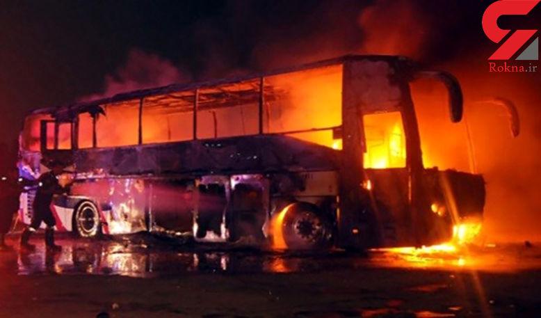 شناسایی هویت 8 جانباخته اتوبوس مرگ در سنندج / با مقصران برخورد خواهد شد