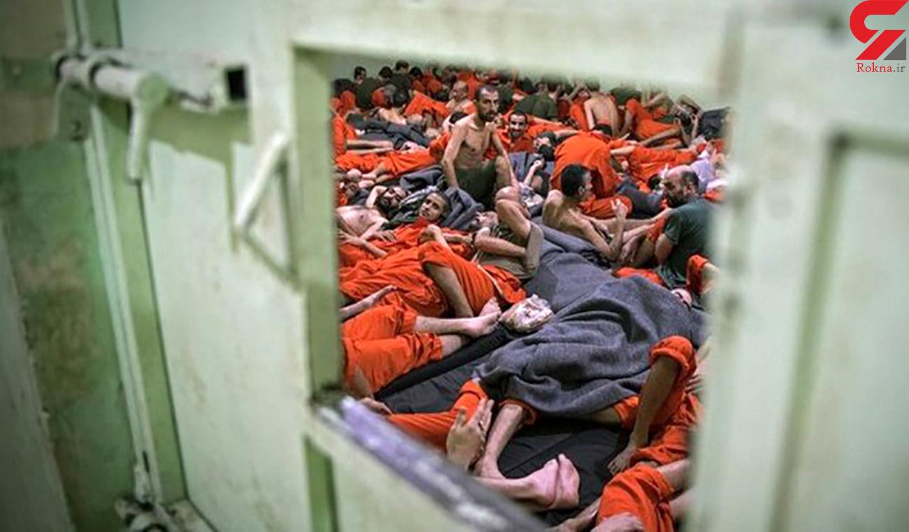 داعش این بار زندان سوریه را نشانه گرفت