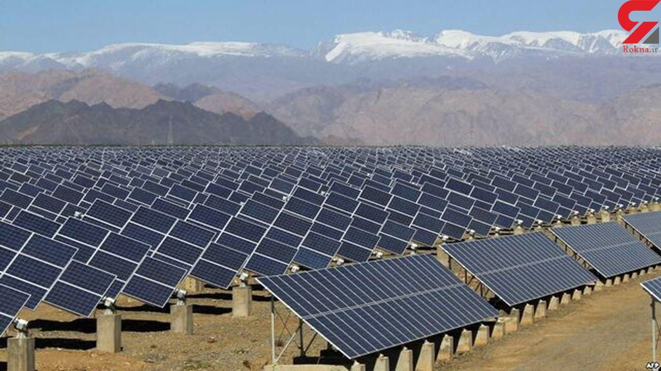 احداث دو مرکز نیروگاه سلولهای خورشیدی در لرستان