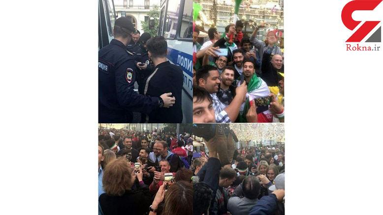 مسی ایرانی روسیه را به هم ریخت +عکس