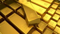 رکورد پنج ماهه قیمت طلا شکست